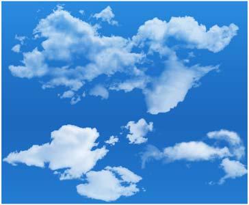 Cloud Brushs -