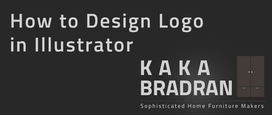 How to Design Logo in Illustrator Urdu Tutorial