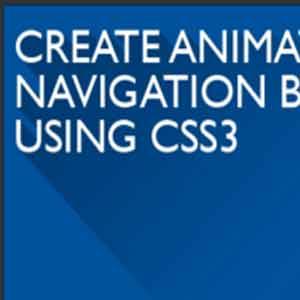 HOW TO CREATE CSS3 NAVIGATION BAR URDU / HINDI TUTORIAL