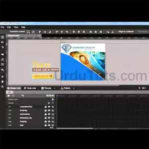 How to make HTML5 Banners Urdu Tutorial