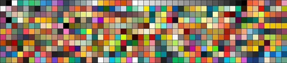 Understand Color scheme in Photoshop